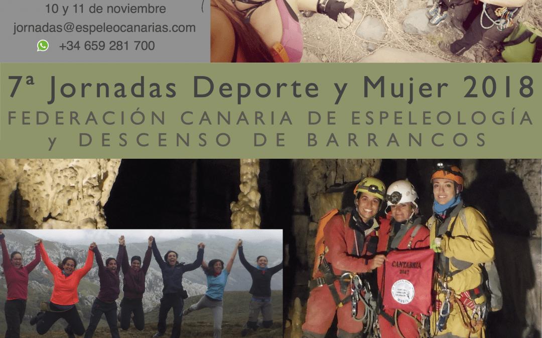 7ª Jornadas Deporte y Mujer