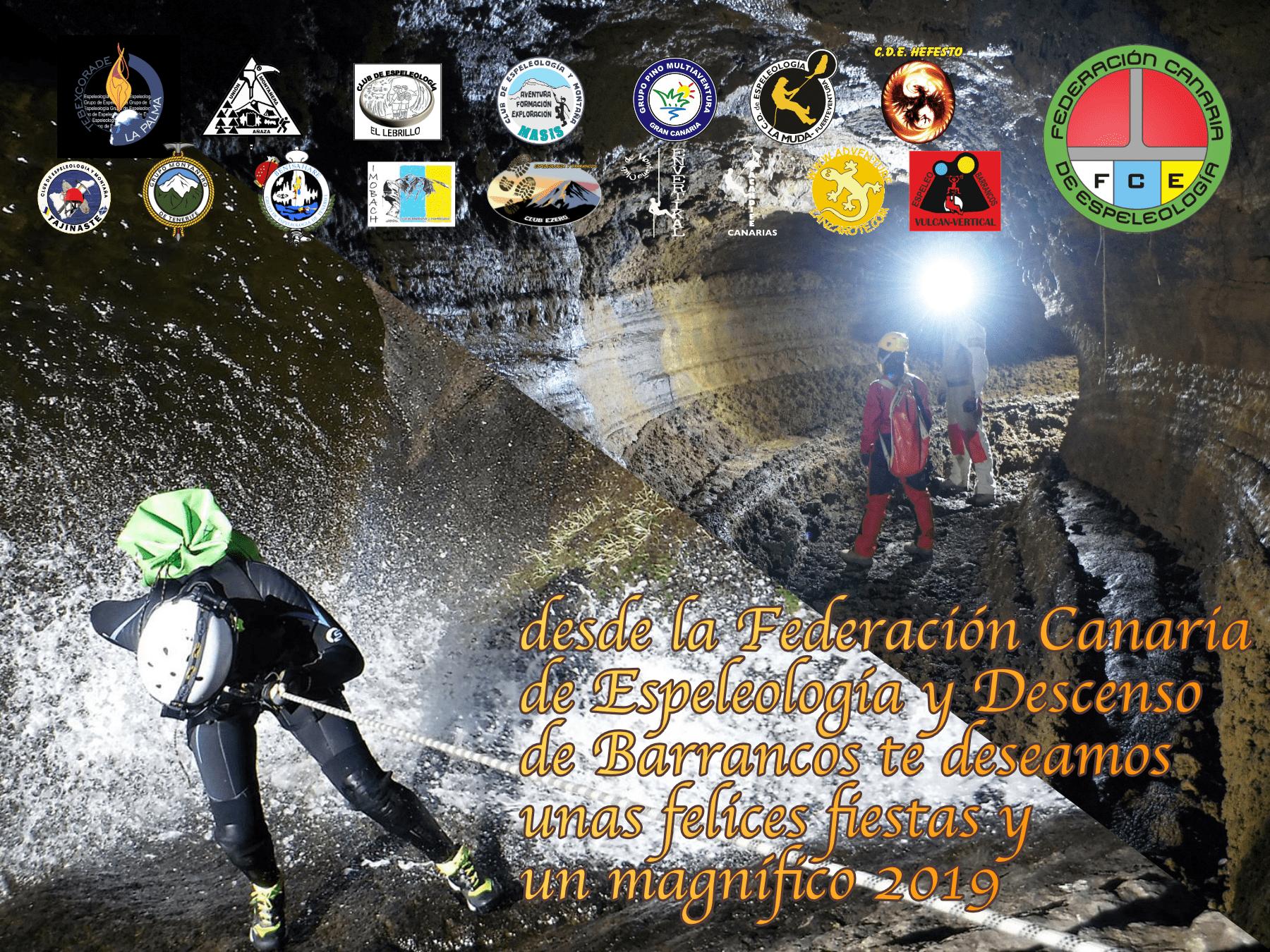 Importe Licencias Federación Canaria de Espeleología 2017