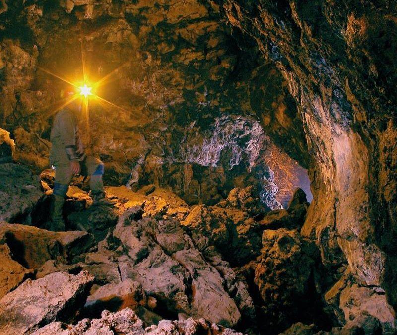 Bucios y Simas, Cavidades Volcánicas de Gran Canaria