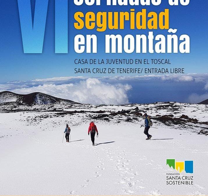 VI Jornadas de Seguridad en Montaña