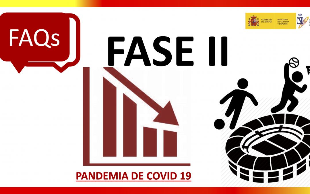 Entrenamiento Federados Fase II, Covid-19